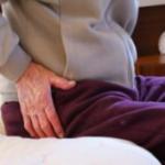 Cirugía de cadera residencia mayores