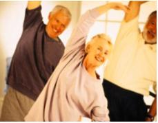Salud física residencia ancianos madrid