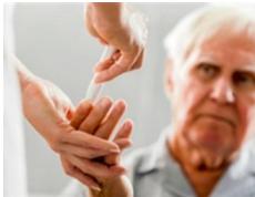 Diabetes mellitus geriátrico tercera edad madrid