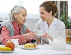 Consejo dietético geriátrico ancianos madrid