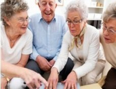 departamento psicologia residencia de ancianos