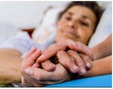 Cuidados paliativos residencia mayores madrid
