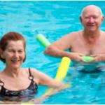 Hidroterapia mayores de edad