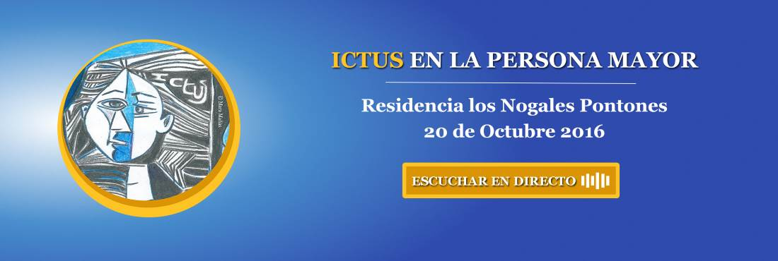 Radio ICTUS en la persona mayor