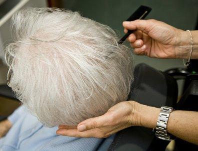 peluqueria para ancianos los nogales residencias