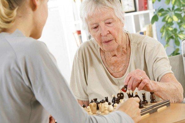 Animacion sociocultural para ancianos