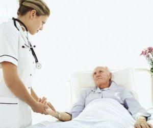 Enfermeria residencia de ancianos