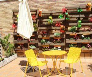 Jardin Los Nogales Reina Victoria