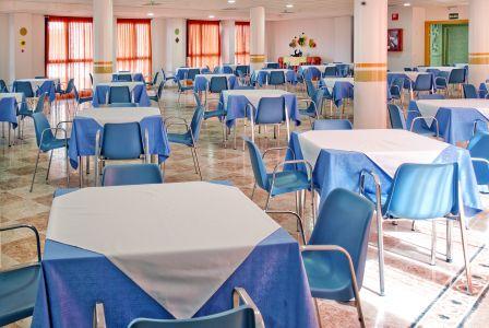 Salon residencia Los Nogales Pontones