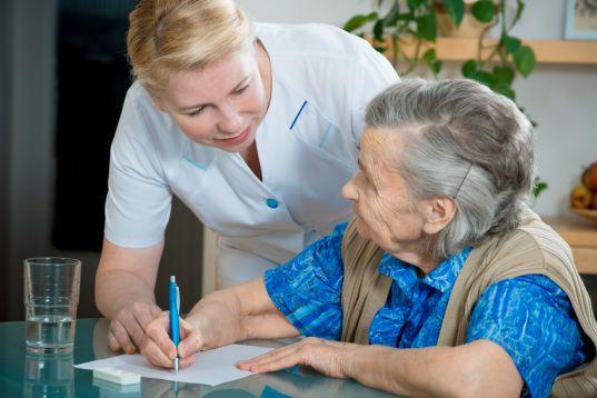 terapia ocupacional residencia ancianos