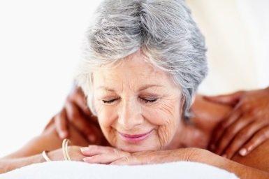 Masoterapia ancianos