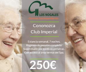 Promocion Los Nogales Club Imperial