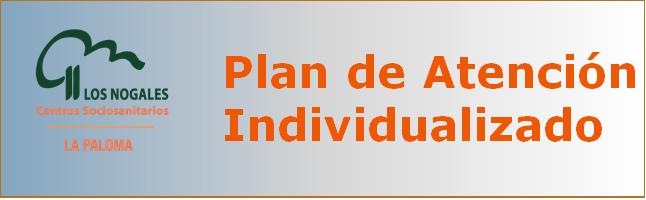 Plan de atención individualizado