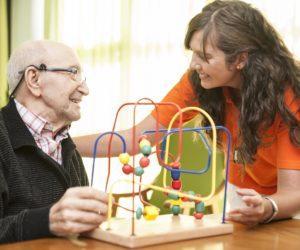 residnecias geriátricas en Madrid