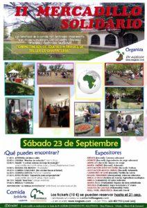 Residencia Grupo Los Nogales Acto Solidario