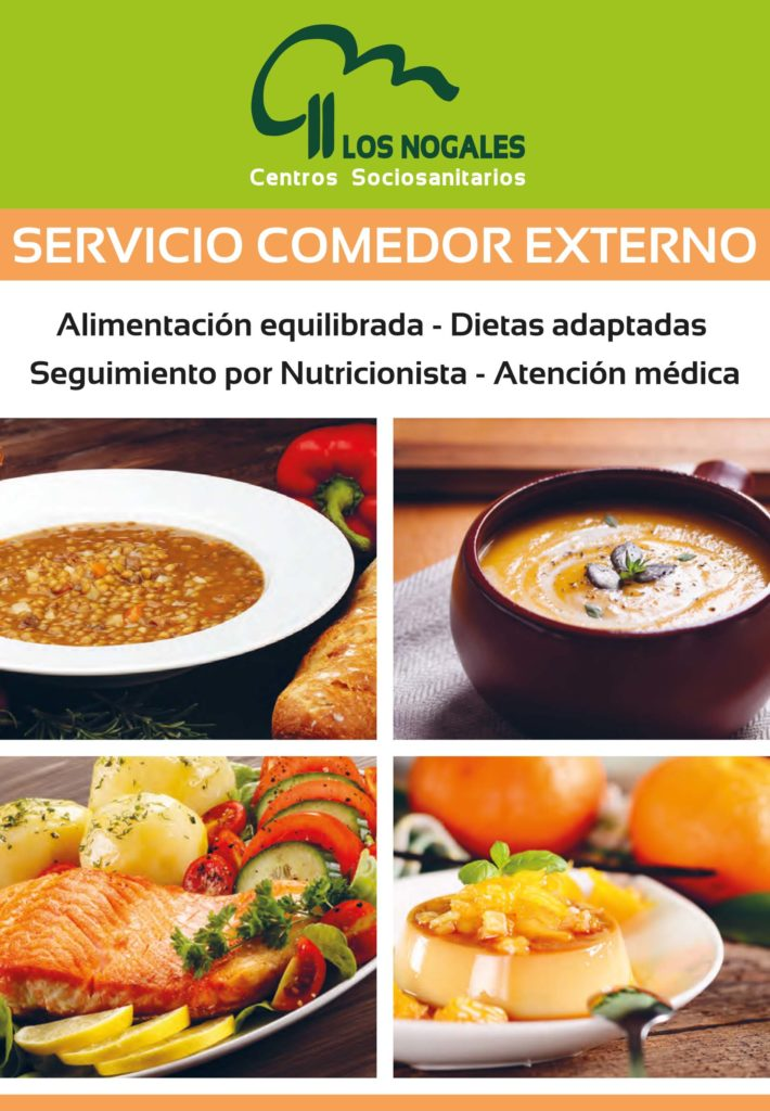 Comedor externo Los Nogales