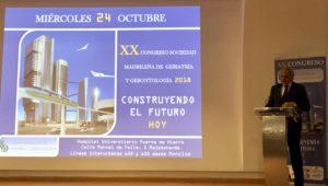 XX Edicion Congreso SEGG